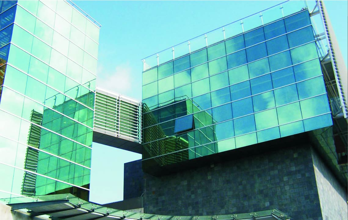 The varieties of Curtain Walls