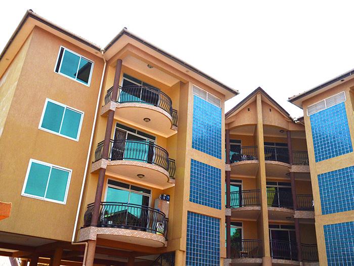 Akmwesi Apartments Kiswa - fdea