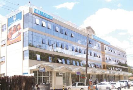 Kount Kenya University Nakuru mku annex