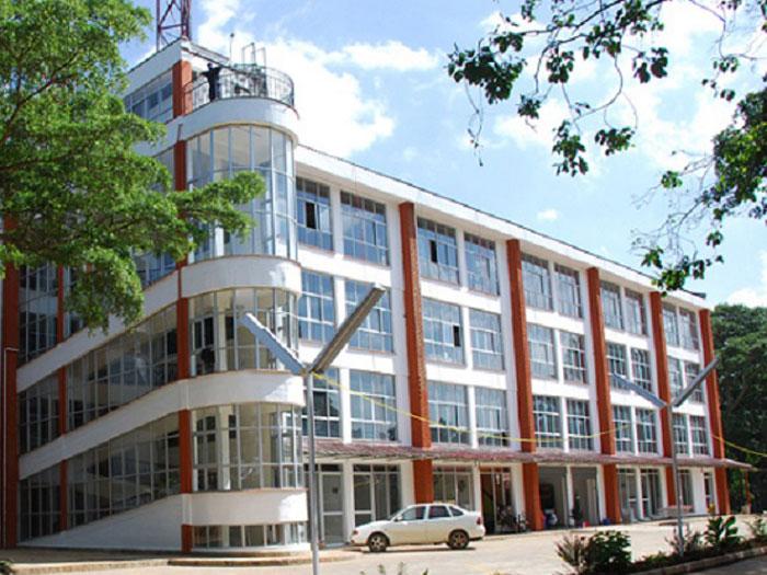 Shopping Center of Diamond Building FDEA