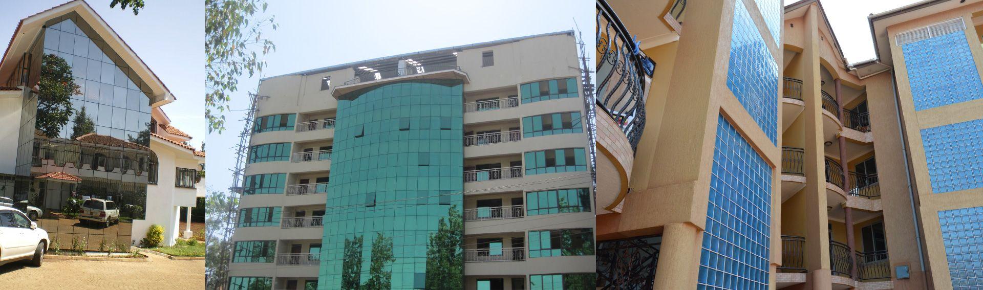 Aluminium Windows and Doors Kampala, Uganda